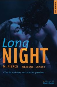 Long Night - 1 - Night Owl - M. Pierce
