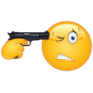 emoticon-pointing-a-gun-on-his-head-369