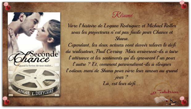 Seconde Chance, Angie L. Deryckere