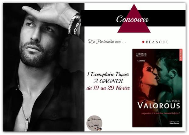 Concours Valourous