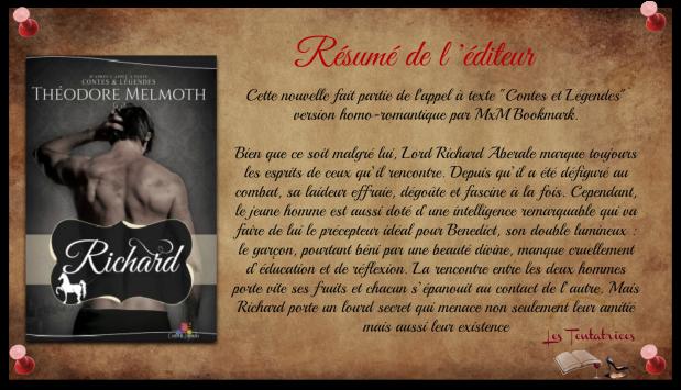 Richard (contes et légendes M&M) - Théodore MELMOTH