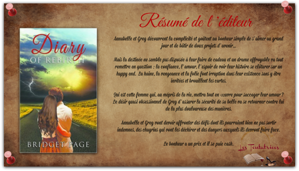 Diary of Rebirth, Tome 3 Résister