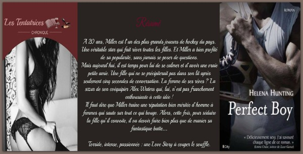 Pucked, Tome 2 - Perfect Boy