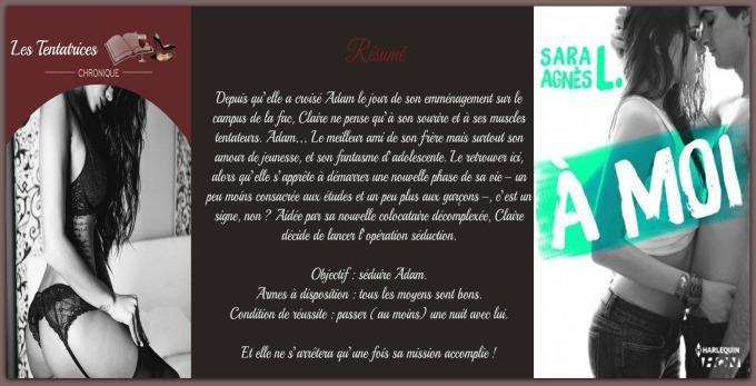 A Moi - Sara Agnès L