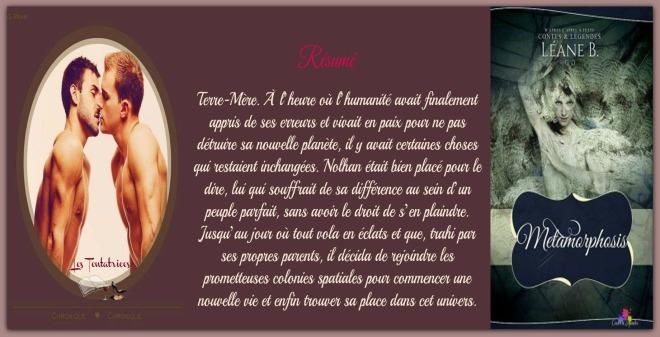 Metamorphosis - Léane B.