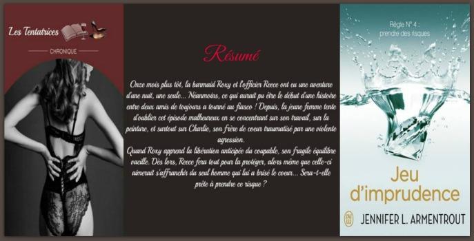 -Wait for You, tome 4  Jeu d'imprudence - Jennifer L.Armentrout